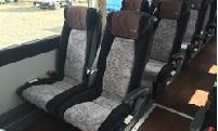 3列獨立座椅