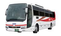 車体一例(京王バス)