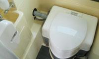 トイレ付で安心☆