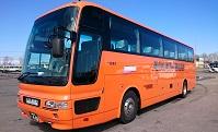 層雲峡・温根湯・阿寒湖の温泉を結ぶ都市間バス
