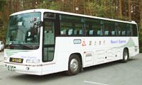 運行バス車体例
