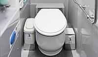 車内トイレあり