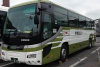 画像は広島電鉄バスです