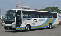 ジェイアール四国バス外観