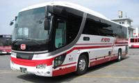 画像は京阪バスです