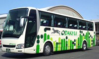 小田急バス(一例)